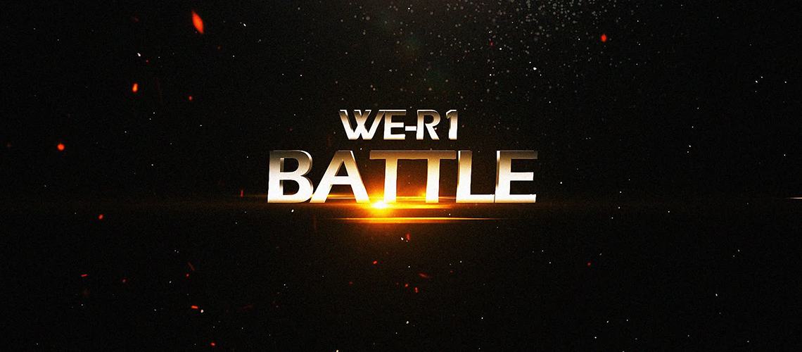 WE-R1 BATTLE