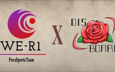 【新規業務提携】 名古屋大学生を主とするe-Sportsサークル「 ディスボード」と新たに業務提携契約締結 ロケットリーグ部門共同運営へ