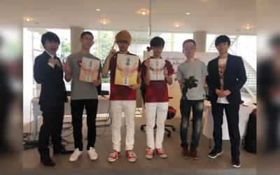 大阪芸術大学×CAPCOM ストリートファイターV WE-R1|Trashbox 優勝/WE-R1|Jimmy1準優勝